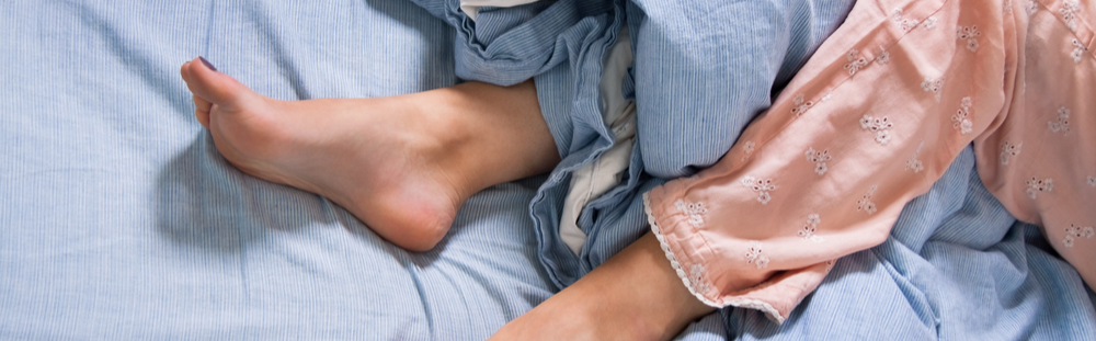 Restless Legs Are a Serious Warning Sign